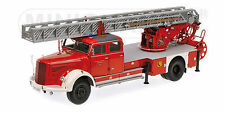 1:18 Minichamps MERCEDES-BENZ L6600 Aerial Ladder - DL30 - Pompieri