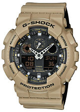 Casio OROLOGIO G-Shock Uomo-Orologio da polso ga-100l-8aer NUOVO & OVP