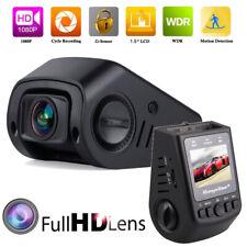 Hidden Mini Car Dvr Recorder Camera Full Hd 1080P 170Degree B40-A118 G-sensor Bt