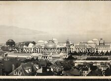 "1915 San Francisco Panama Pacific Exposition Panoramic Photograph 41"" Long"