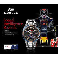 Watch Casio Edifice EFR-554TR-2AER Scuderia Toro Rosso Red Bull Limited Edition