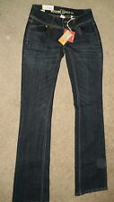 NWT NEW Mossimo Supply Co. Boot Cut Jeans Size 1  Fit 6 lower waist