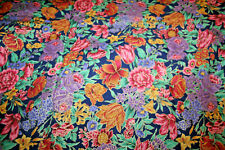 COUNTRYSIDE FROM HOFFMAN LARGE TULIPS - 100% COTTON FABRIC