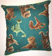 Good Dinosaur Pillow HANDMADE The Good Dinosaur Pillow Arlo, Nash, Butch, Ramasy
