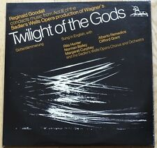 Richard Wagner's - 'Twilight of the Gods Act III' in two LPs