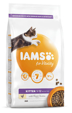 IAMS for Vitality Kitten Food with Fresh chicken | Cats