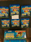 (6X) Factory Sealed Blind Bags Of  PACMAN Micro Figures (3 In Each Bag) & Gooage For Sale