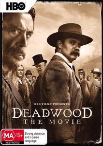 DEADWOOD The Movie : NEW DVD