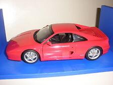 """Ferrari  355 Berlinetta von UT-Modells in 1:18 OVP  """" Innenaustattung schwarz """""""