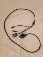 Genuine Replacement Cord For Microsoft Xbox 360 VGA AV Cable X801257-101