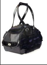 ANCOL PATENT CROC PET CARRIER BNWOT