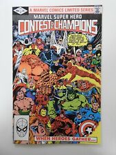 Marvel Super Hero Contest of Champions #1 FN+ Condition!