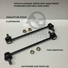 TOYOTA AVENSIS VERSO 2001-2006 FRONT STABILIZER ANTI ROLL BAR LINKS