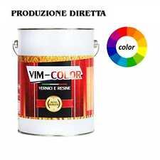 Resina Per Pavimenti Esterni In Cemento Colore Grigio Lt 1 (6 Mq)