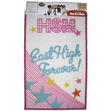 Disney Character Children's Rug Playmat High School Musical Club 1848