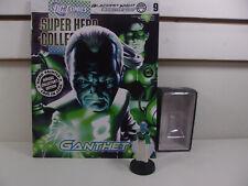 DC Comics Figurine Blackest Night Brightest Day #9 Ganthet Eaglemoss BNBD