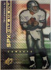 DALLAS COWBOYS 3 TROY AIKMAN 1999 UD CENTURY LEGENDS FOOTBALL CARDS