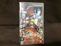 PSP Naruto Shippuden Ultimate Impact Japan Free Shipping