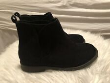 Girls Ankle Boots Size 13 Old Navy