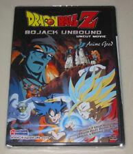 Dragon Ball Z: The Movie - Bojack Unbound (DVD, 2004, Uncut)