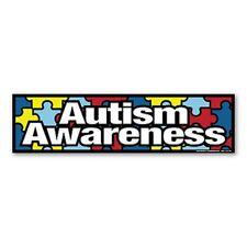 Autism Awareness Bumper Strip Magnet