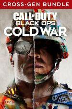 PREORDER Call of Duty Black Ops Cold War + BETA Xbox One /Leggi Read Descr