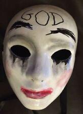 Maschere horror per carnevale e teatro dal Regno Unito