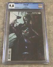 Batman #94 Mattina Cover 9.8 CGC NM/MT Fast Shipping!!! Joker Punchline Gotham