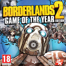 Borderlands 2 Game of the Year Edition Steam key GOTY PC Region Free Code
