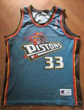 GRANT HILL DETROIT PISTONS NBA Jersey Trikot canotta maglia basket maillot SUNS