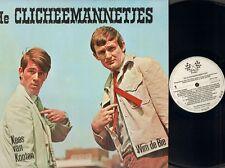 KEES van KOOTEN WIM de BIE Clicheemannetjes LP Koot & Bie 1968-1978 DURECO