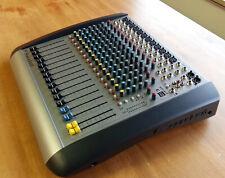 Soundcraft Spirit E12 12+2 Kanal Mischpult 19''