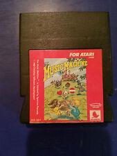 Rare The Music Machine Working Atari 2600 Authentic Video Game