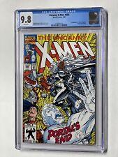 Uncanny X-men 285 Cgc 9.8 Wp Marvel
