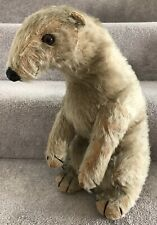 Vintage Dean's Rag Book 'Ivy' Polar Bear Teddy W/ Label Mother Of Brumas C.1949