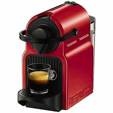 Nespresso Krups Inissia Coffee Machine Ruby Red BRAND NEW IN BOX RRP £90