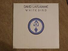 David Laflamme -  White Bird- Vinyl LP - VG+/M-  AMH-007  VG+/M-  Beautiful Day