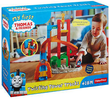 Thomas & Friends My First Thomas Twisting Tower Tracks Includes Thomas Train