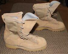 NEW US. Army Belleville 790 Desert Combat Goretex Military Boots Men's Size 6 XW