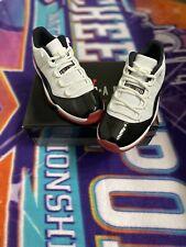 "Air Jordan 11 Retro Low ""Concord-Bred"" Size 8.5, CONFIRMED ORDER"
