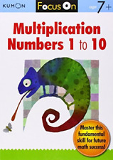 Kumon Publishing Co., Ltd. ...-Multiplication Numbers 1 To 10 BOOK NEW