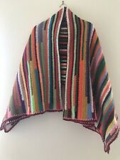 Colorful Vintage Throw