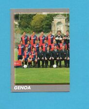 PANINI CALCIATORI 2008-2009- Figurina n.150-SQUADRA/TEAM SX-GENOA NEW