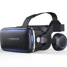 Occhiali 3D VR Video VR Occhiali virtuali 2.0 Occhiali per smartph Eh