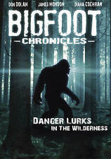 The Bigfoot Chronicles : Danger Lurks In the Wilderness ( NEW EDITION DVD ) L@@K