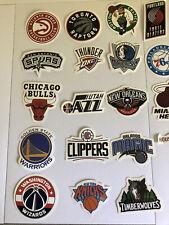 NBA Team Logo Die Cut Stickers (waterproof) (Choose NBA TEAM)