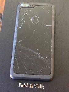 Genuine Feld & Volk Hadoro Black Marble iPhone 7 Plus 256GB Extremely Rare