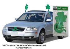 St. Patricks Day Car Costume 4 Leaf Clover Leprechaun Irish Pot of Gold St Paddy