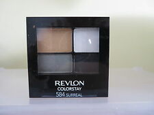 Revlon Colorstay Ombretto Quad Tavolozza Shade 584 surreale NUOVO
