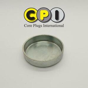 46mm Cup type core plug - CR4 Zinc Plating - British Steel BS1449